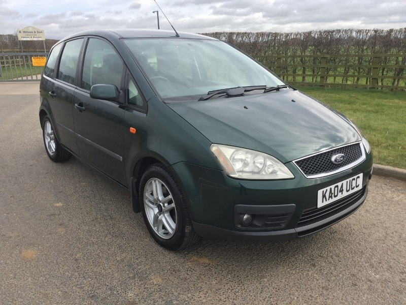View FORD FOCUS C-MAX ZETEC TDCI