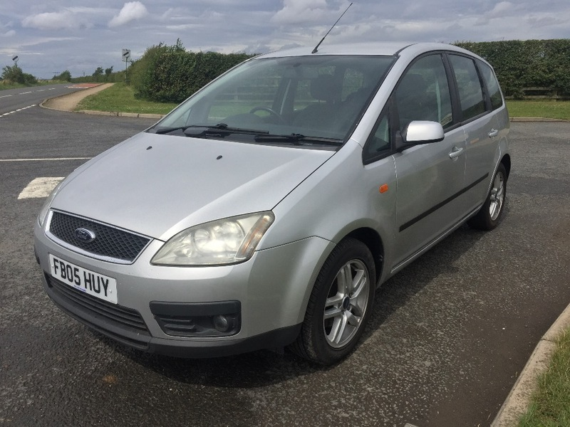 View FORD FOCUS C-MAX ZETEC, 12 MONTHS MOT, JUST SERVICED,