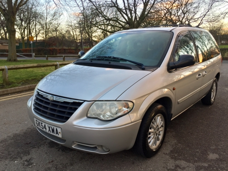 View CHRYSLER VOYAGER LX