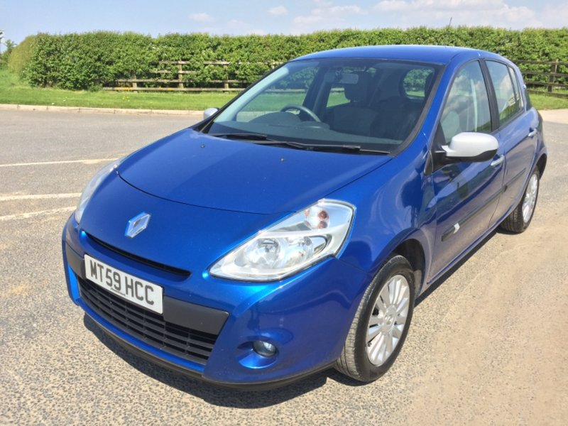 View RENAULT CLIO I-MUSIC 16V, BLUETOOTH, 6 SERVICES, AUX IN,