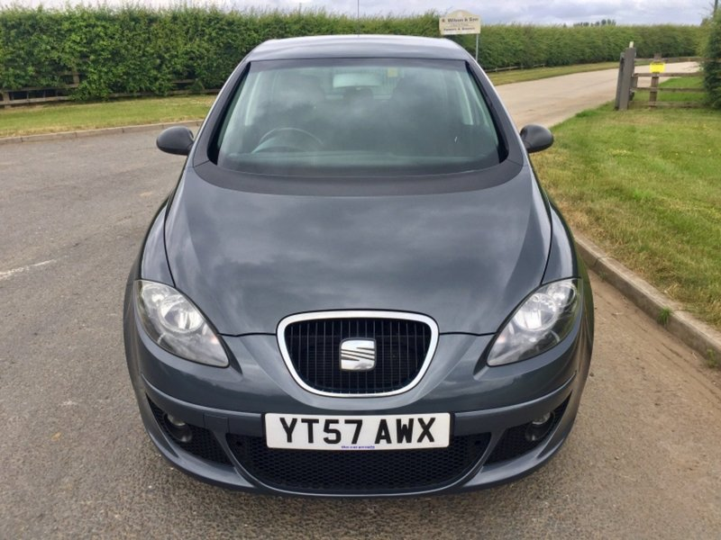 View SEAT ALTEA REFERENCE 1.9 TDI, 10 SERVICES, TIMING BELT CHANGED,