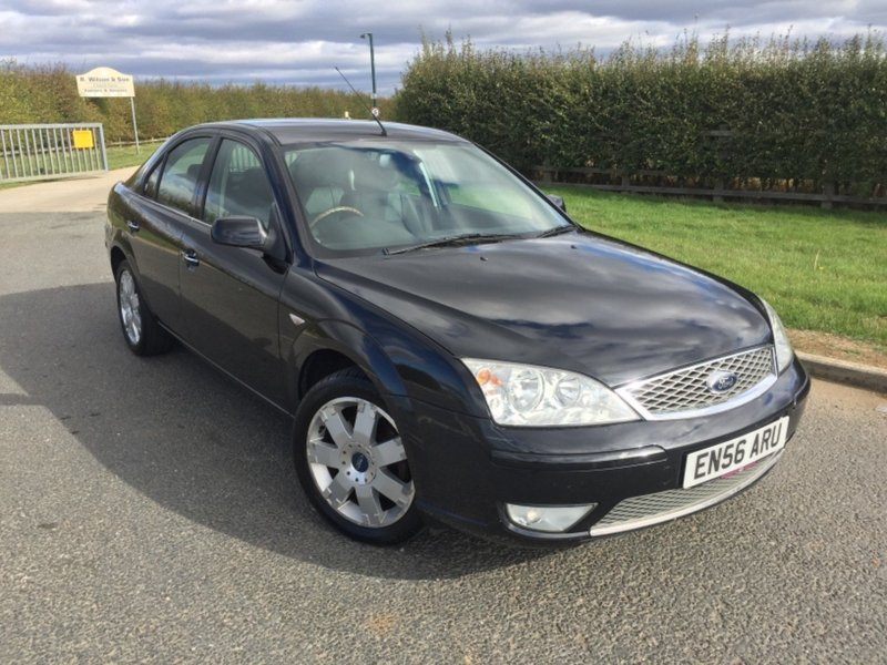 View FORD MONDEO GHIA X 16V, MOT October 2019, 2 Keys, 12 Service Stamps,Heated Leather Electric Seats,