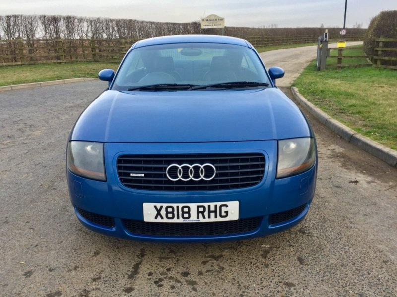 View AUDI COUPE T 225 Quattro, SOLD TO SHEFFIELD,