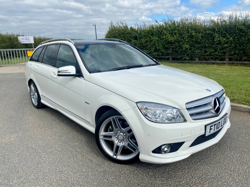 MERCEDES C CLASS C350 CDi BlueEFFICIENCY Auto BlueEFFICIENCY Sport,
